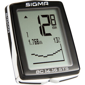 SIGMA SPORT BC 14.16 STS Ciclocomputador inalámbrico
